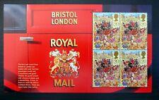 GB 2009 Royal Mail Cat £16 SG2957a Prestige Booklet Pane U/M NB3994