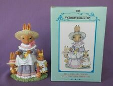 Mrs. Julia Jellybean With Chester And Rosie Figurine