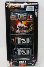 """Dale Earnhardt #3 Winner's Circle """"DALE and THE KING"""" 1:64 die cast."""