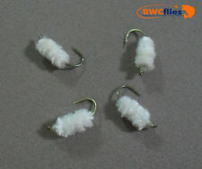 BWCflies 4 x Bread Fly for Mullet, Carp