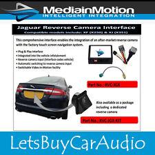 MEDIA IN MOTION RVC-JGX JAGUAR XF & XJ 2011 - 2013 REVERSE CAMERA INTERFACE ONLY