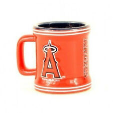 Los Angeles Angels of Anaheim 2oz Sculpted Ceramic Shot Glass