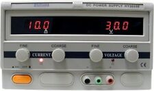 Pro Variable Adjustable 30V 10A DC Power Supply Digital Regulated Lab Grade NEW