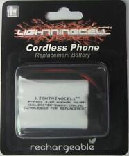 2 x PANASONIC UNIDEN CTB66 P-P102 REPLACMENT BATTERY FOR CORDLESS PHONES