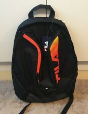 Fila Regino Medium Backpack Black