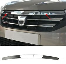 Dacia Dokker 2012Up Chrome Front Grill Streamer 1Pcs S.Steel