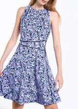 Marcs FLORAL PANTE BLUE MULTICOLOUR DRESS Dress New. RRP $230.