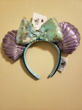 Disney Parks Minnie Mouse Ears Little Mermaid Ariel...
