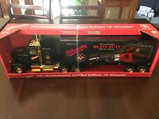 Nylint MILWAUKEE ELECTRIC TOOLS 75th Limited Ed Semi Truck Trailer