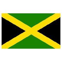 Jamaica National Flag 5Ft X 3Ft Z6H1 A6O1