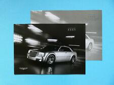 Prospekt / Katalog / Brochure mit Preisliste Chrysler 300C  03/04