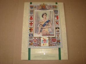2012 Isle of Man - Diamond Jubilee Special Stamp Folder