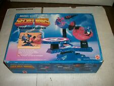 Mattel Marvel Super Heroes Secret Wars FREEDOM FIGHTER Base 1984 SEALED