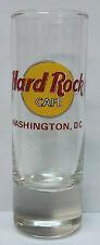 Hard Rock Cafe Washington D.C. Shotglass, 2 ounce Great Christmas Gift Mint