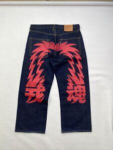 """Evisu Jeans 34"""""""