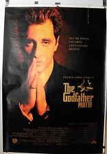 N068 - ca. 121 x 177 cm - DER PATE III / The Godfather Part III - Al Pacino #2