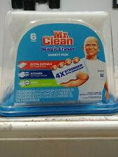 Mr. Clean Magic Eraser Variety Pack Sponges - 6 Pads Free Shipping