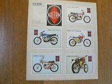 SUPER MOTO PANINI ALBUM CARDS GILERA,MOTO GUZZI STORNELLO,850-T,TOURING, 50 5V,A