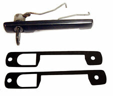 Ford Escort MK2, Capri MK2, Granada Mk1, Cortina MK3 - 2 junta conjunto de la manija de la puerta