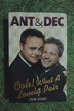 Ant & Dec : ooh what a lovely couple