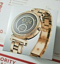 Michael Kors Sofie Pav� Smartwatch - Gold