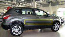 Body Side Mouldings Door Molding Protector Trim for Nissan Qashai 2007-2012