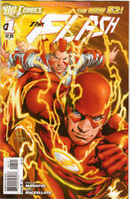 The Flash # 1 Ivan Reiss Variant cover N MINT Dc New 52 1st print