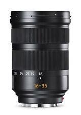 Leica Super-Vario-Elmar-SL 1:3.5-4.5/16-35 ASPH., schwarz (DEMO WIE NEU)