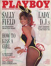 US Playboy Magazine 1986-03 Viva Venezia, Kim Morris, Radio Visions