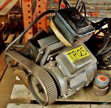 "TOSHIBA HOUSTON 1 HP 8"" Tool Post Grinder 20"" Swing Model B0014FLF2AM"