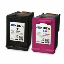 HP 302xl Black & Colour Ink Cartridges for Envy 4523