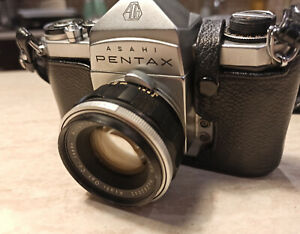 Pentax Asahi ME 35mm SLR Film Camera Body Only