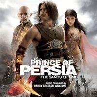 PRINCE OF PERSIA CD ORIGINAL SOUNDTRACK NEW