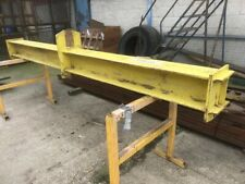 More details for lifting spreader beam