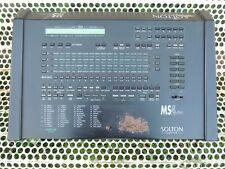 Solton KETRON Lab MS4 MS module EXPANDER realtime arranger Animation accordéon