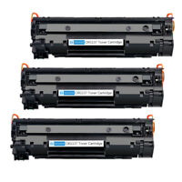3 pcs Compatible C137 Toner Cartridge CRG137 for MF244dw MF247dw MF249dw MF232w