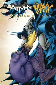BATMAN THE MAXX: ARKHAM DREAMS #5 - New Bagged
