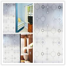 PVC Impermeable Privacidad Esmerilado Casa Habitación Baño Cristal De Ventana
