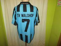 "SV Waldhof Mannheim Jako Heim Trikot 2013/14 ""Parkplan Automatic"" + Nr.7 Gr.L"
