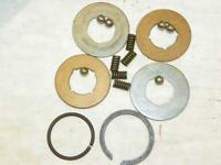 Chrysler Dodge DeSoto Nash Plymouth Nash 1934-1940 Dittmer Trans Kit PG-606