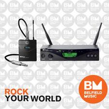 AKG WMS470 Wireless Instrument Set MKGL Cable WMS-470 - BNIB - Belfield Music