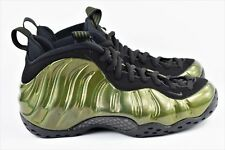 new style 0cedc 33086 Nike Air Foamposite One Mens Size 7 Shoes OG Legion Green 314996 301 Galaxy