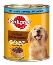 Pedigree Lamm, Gemüse & Nudeln | 12x 800g Hundefutter