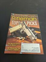 American Rifleman Magazine NRA April 2011 Kimber Royal 2 M1911 Pistol