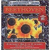 Beethoven - Symphony No. 9, Vienna Philharmonic Orchestra, Audio CD, New, FREE &