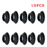 10PCS for Nikon D3X D3s D700 D3 D4 D800 D800E Eyepiece DK-19 Rubber Eye Cup New