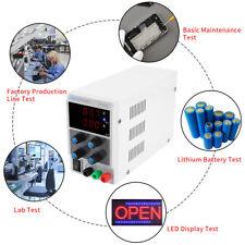 SKYTOPPOWER DC Regulated Power Supply 30V 3A Digital Adjustable Power Supply