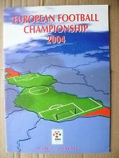 2004 European Football Championship- AUSTRIA v HUNGARY (Org, Exc)