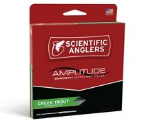 Scientific Anglers Amplitude Smooth Creek Fly Line - WF6F - 138239