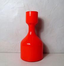 Vase Carnaby orange 30cm